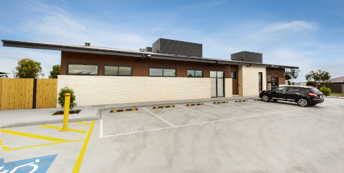 car parking vet clinic cranbourne