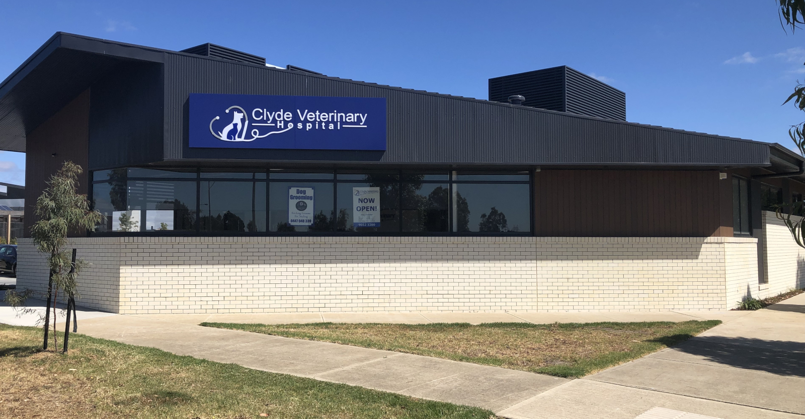Clyde Veterinary Hospital Introduces The Latest Technology and Materials To Provide Pet With A Variety Of Veterinary Care And Services