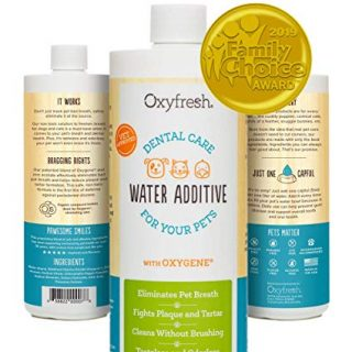 oxyfresh veterinary dental water additive