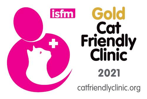cat friendly vets 2021