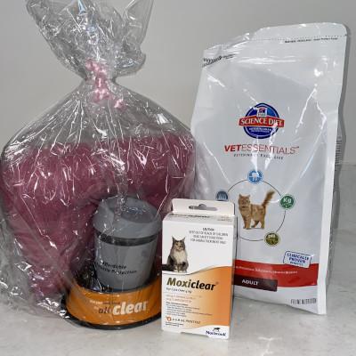 cats vets hamper prize